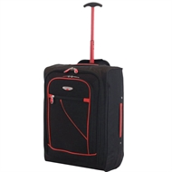 Travel Hand Luggage Suitcase Trolley Cabin Bag 53*35*20cm