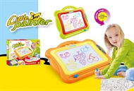 Magnetic Kids Drawing Board Sketch Pad Colour Writing Art for Children